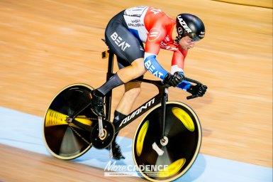 マティエス・ブフリが男子スプリント優勝、予選200mFTTでバンクレコードも更新/ジャパントラックカップⅠ