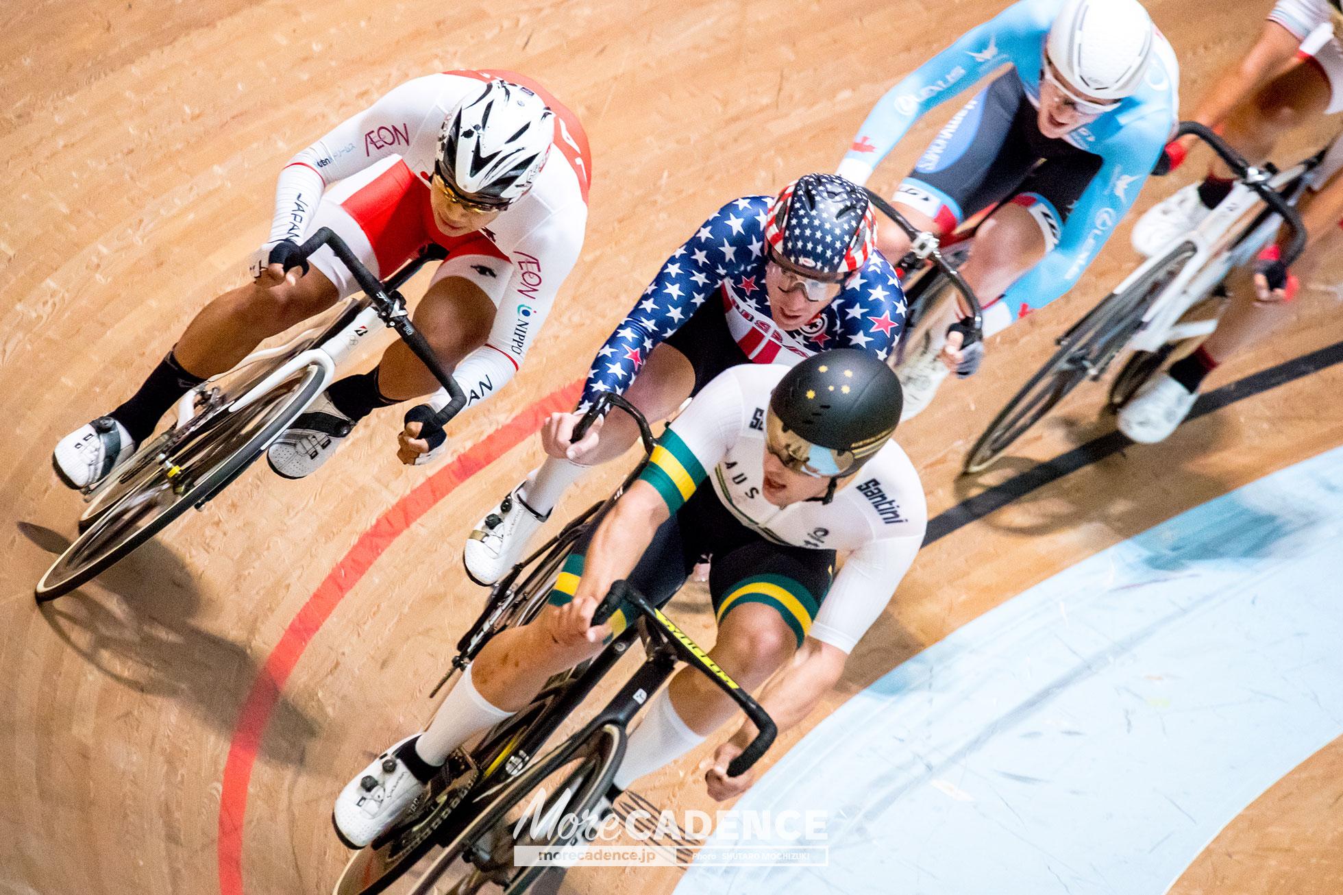 2018 Japan Track Cup 2 - ME Omnium