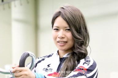 石井寛子がガールズケイリンフェスティバル2018の一部賞金を西日本豪雨被災地へ寄付