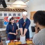 スプリント世界選手権王者マシュー・グレーツァーが寿司職人や座禅に挑戦!『SPEEDチャンネル』で2週放送