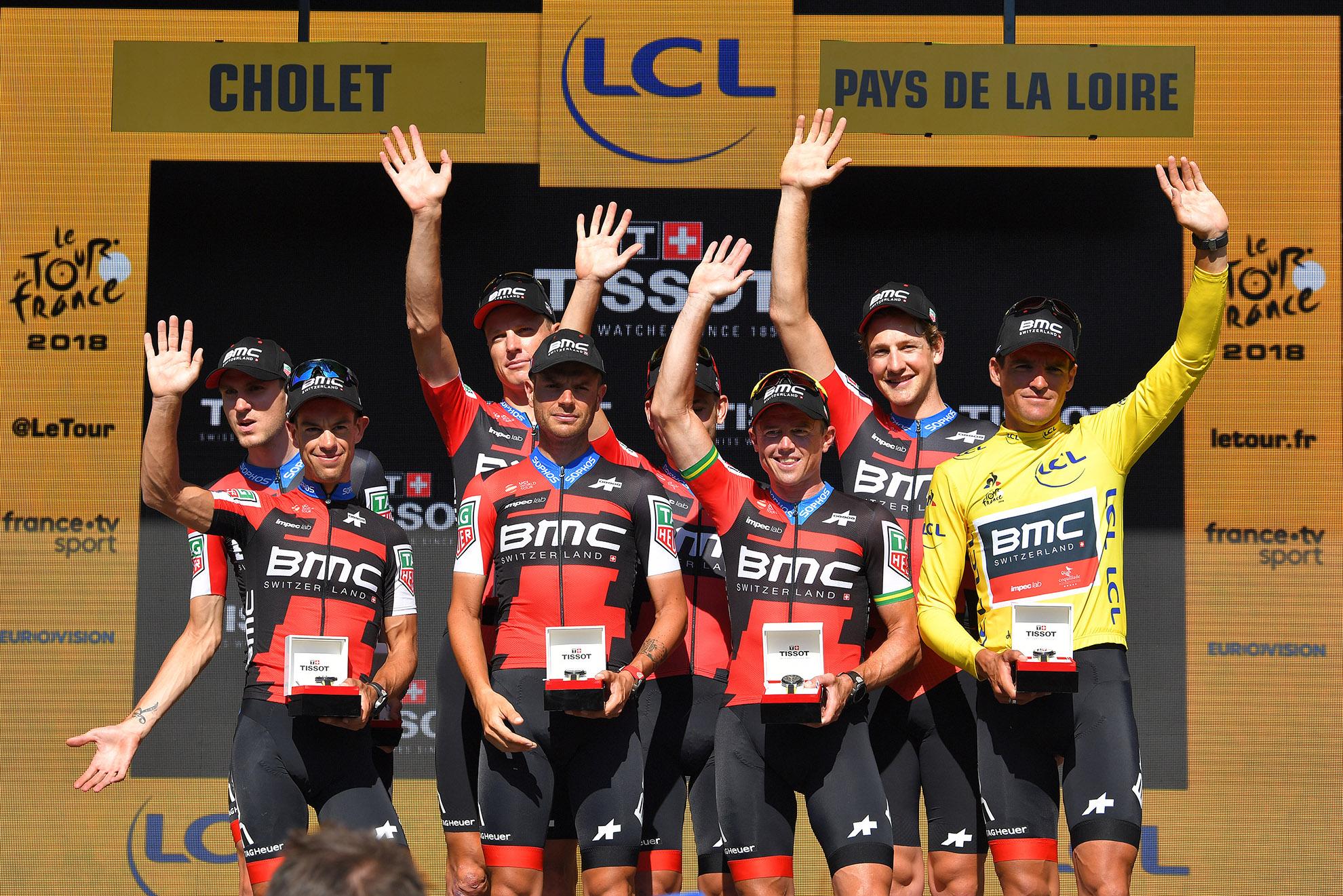 BMCレーシングチーム