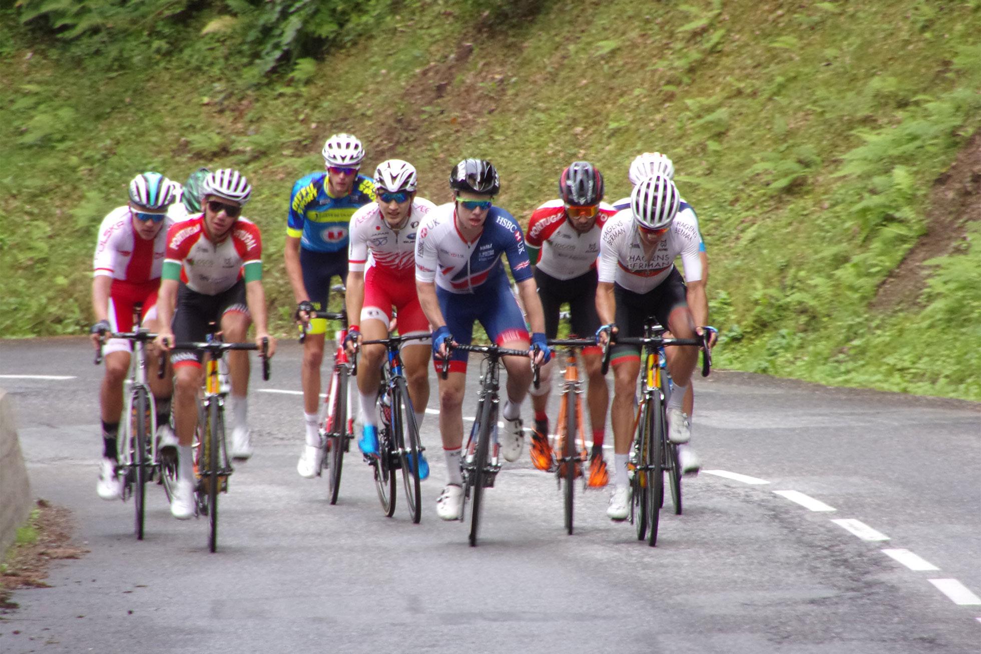 2018ツール・ド・ラヴニール第8ステージ
