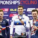 「常に復活できると信じていた」男子ケイリンでボティシャーが今大会3つ目のメダル獲得/UECトラックヨーロッパ選手権2018
