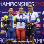 ダリア・シュメレワが大会3冠達成・女子500mTT/UECトラックヨーロッパ選手権2018