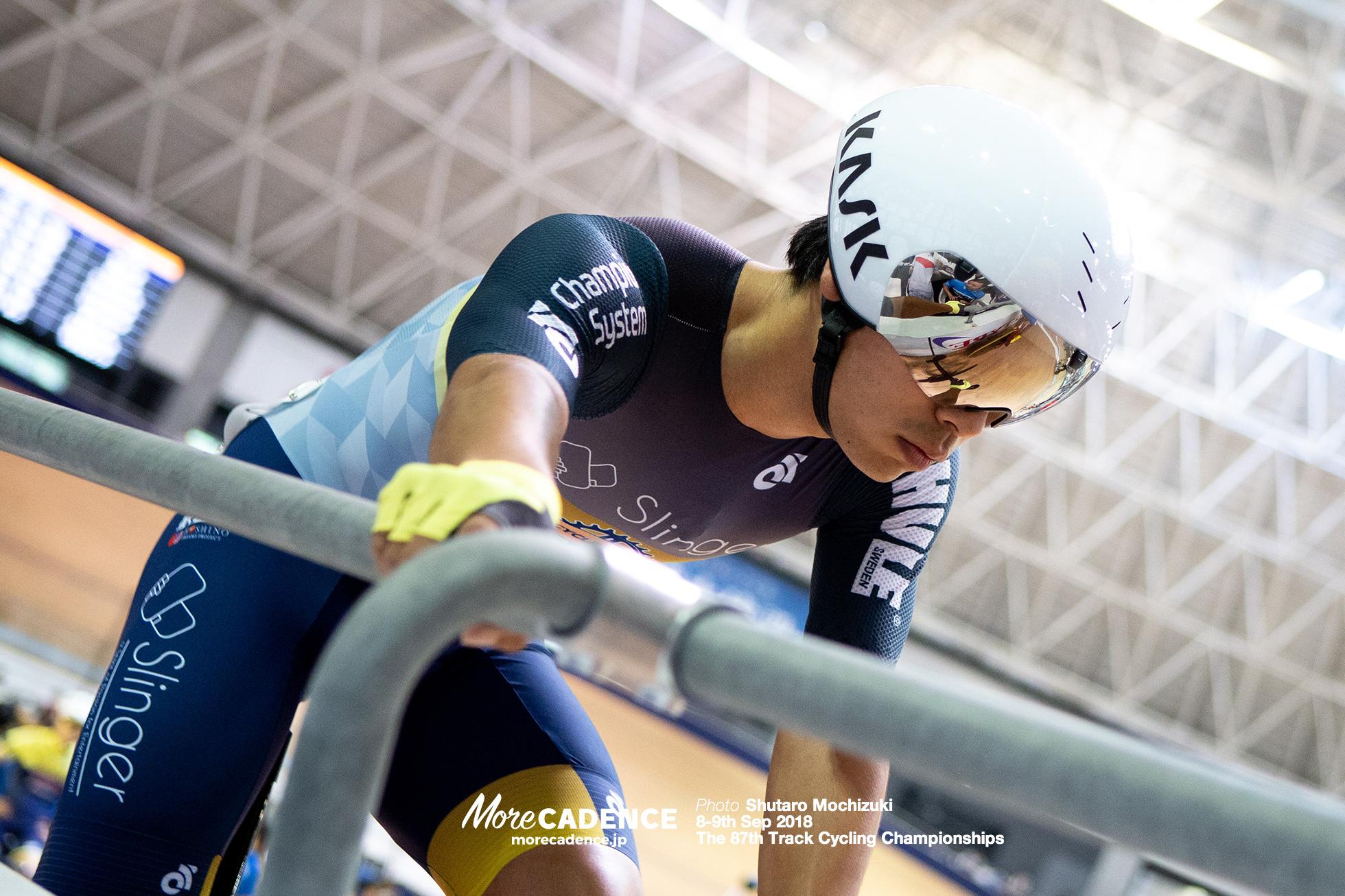 2018全日本選手権トラック男子マディソン