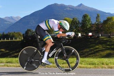 ローハン・デニス個人TT世界一に「東京五輪でも金メダルを獲りたい」/ロード世界選手権2018
