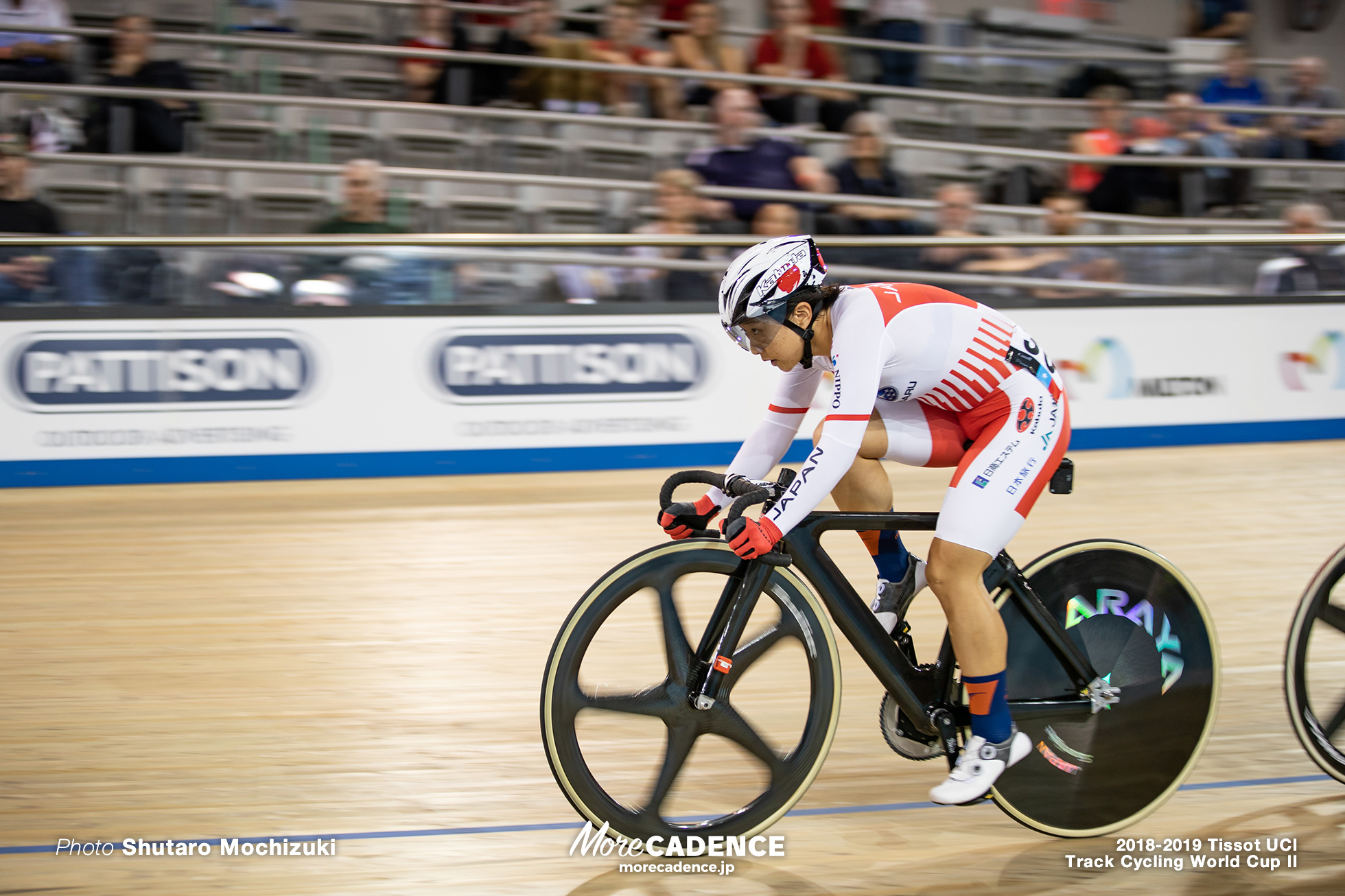 2018-2019 Tissot UCI Track Cycling World Cup II Women's Omnium I Tempo Race