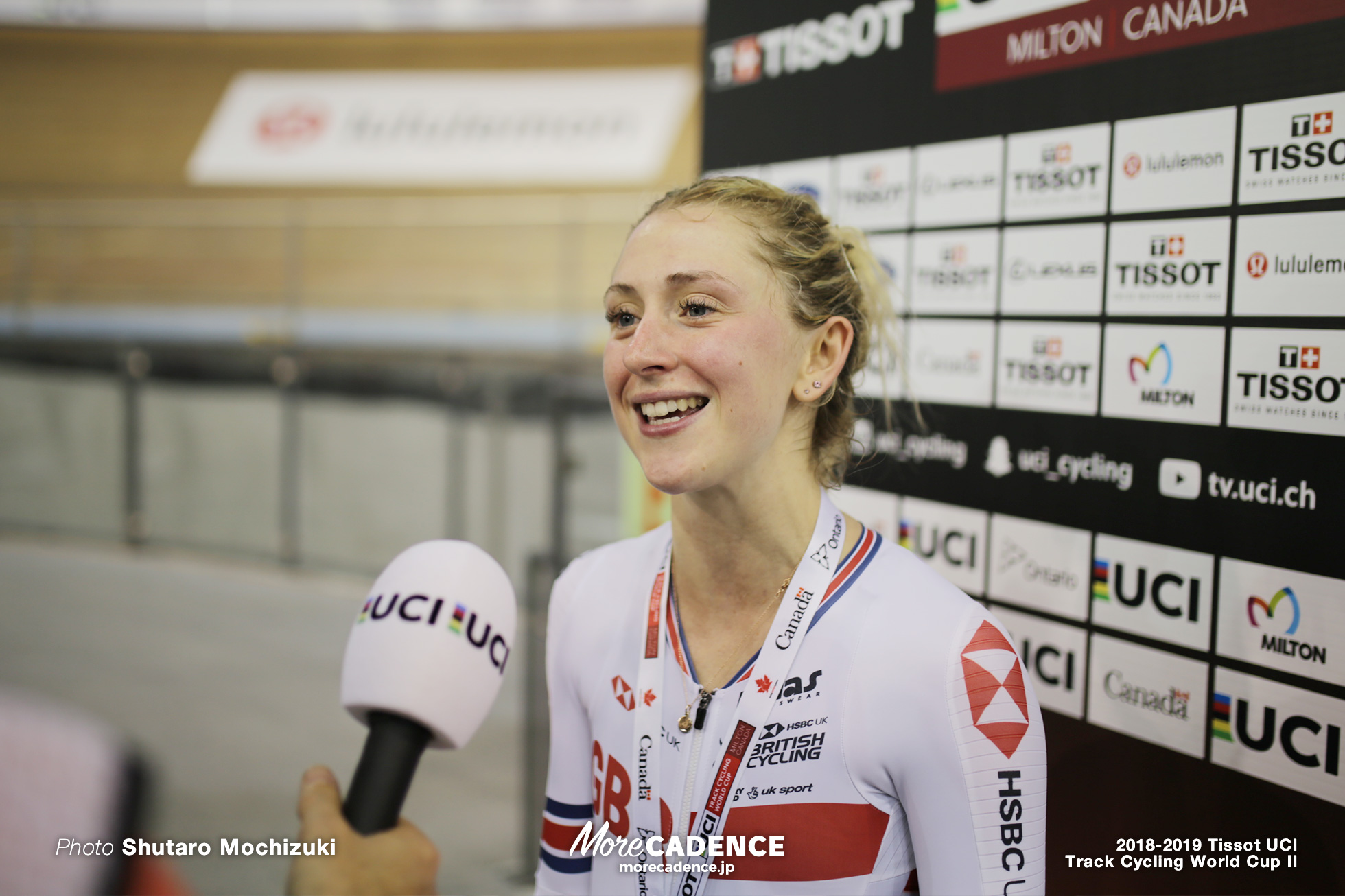 Laura Kenny (GBR)