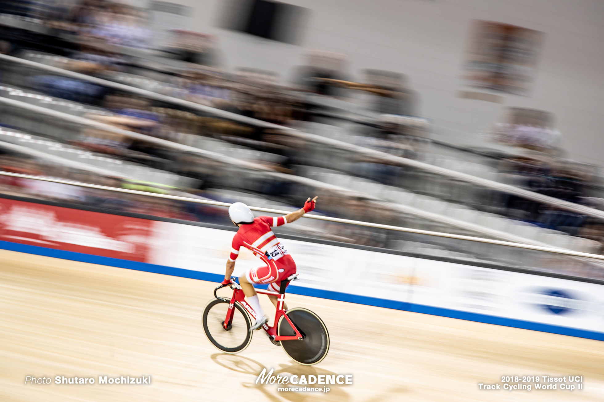 2018-2019 Tissot UCI Track Cycling World Cup II Men's Madison