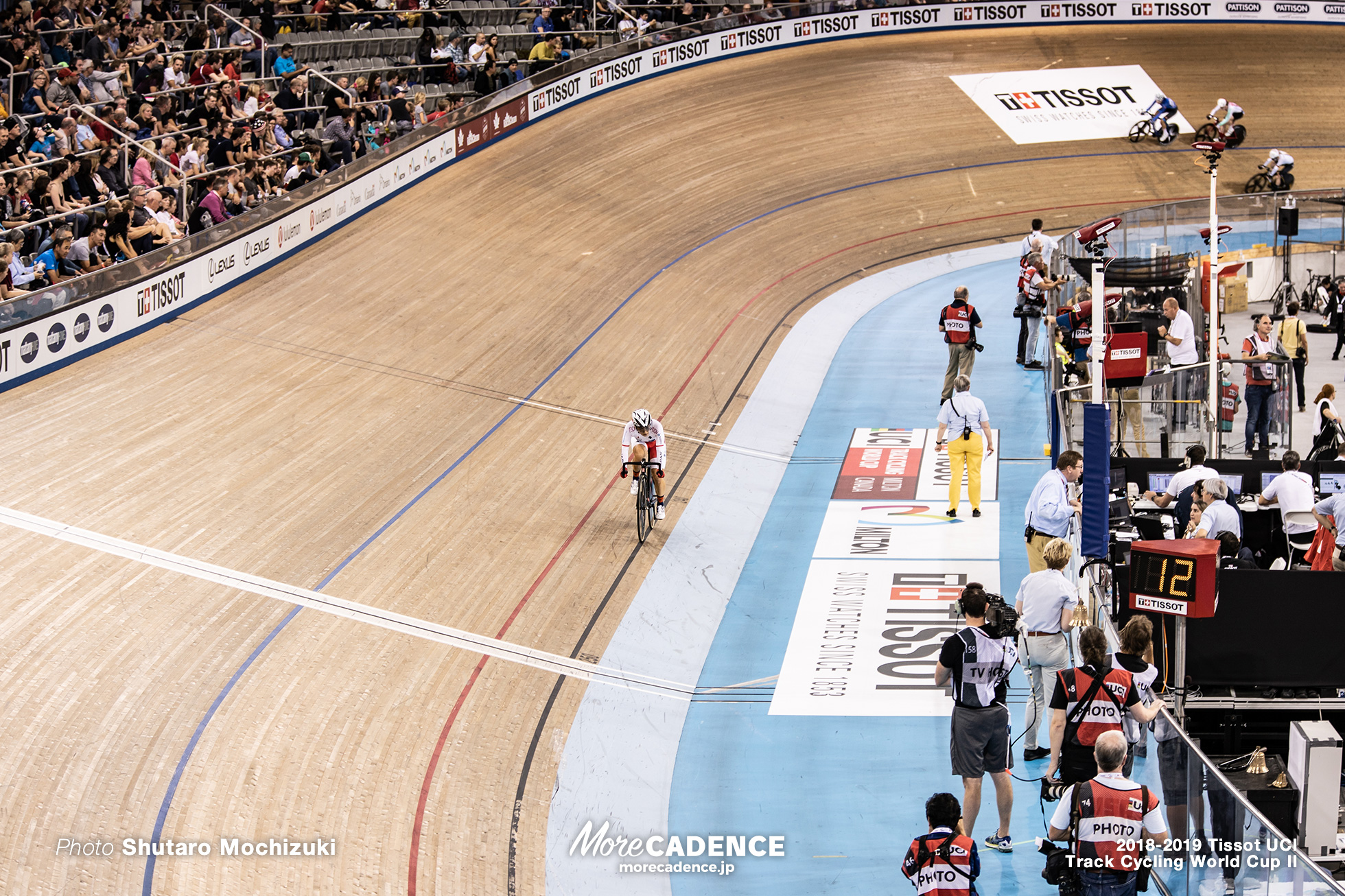 2018-2019 Tissot UCI Track Cycling World Cup II Women's Omnium I Point Race