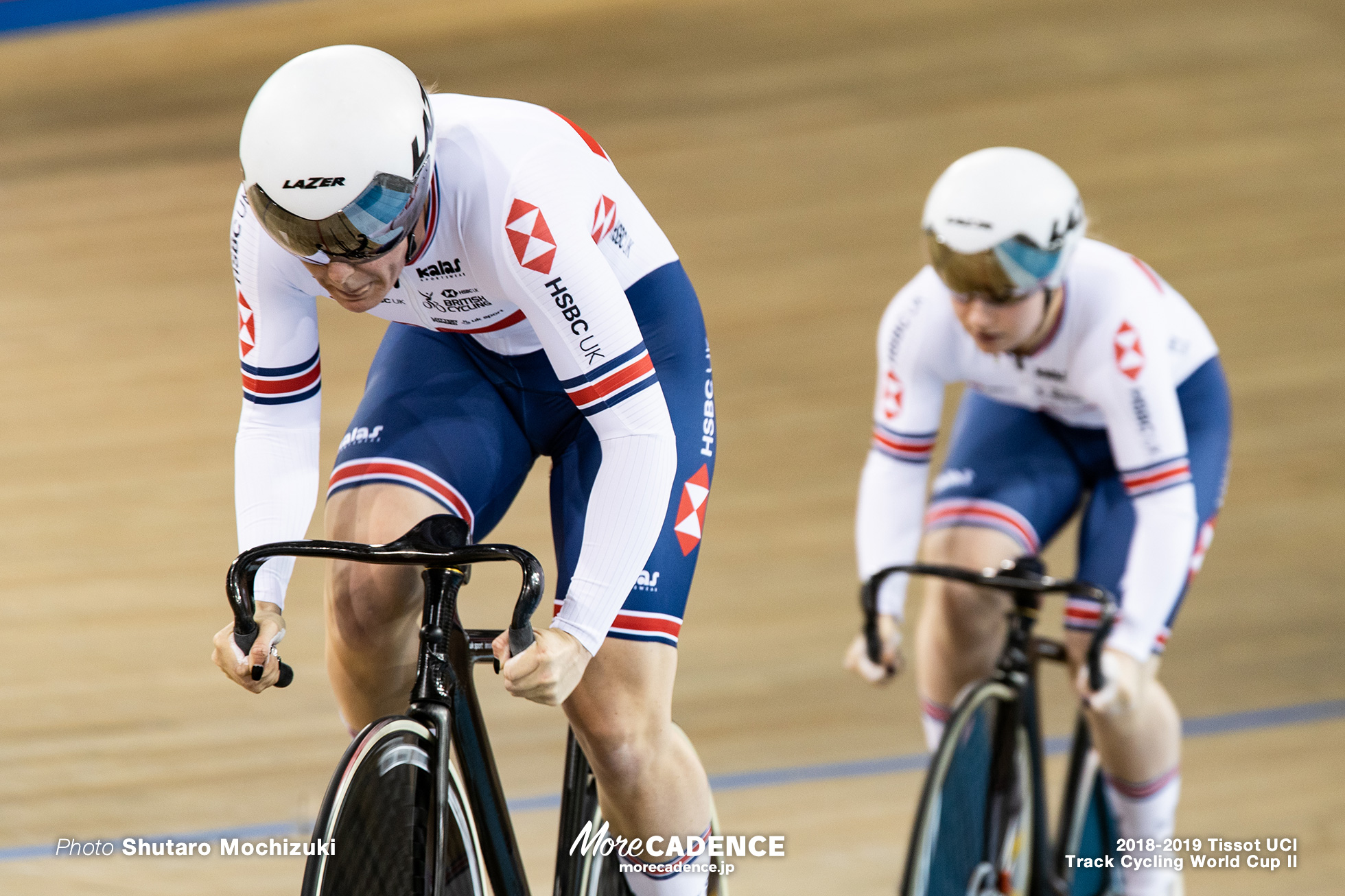 2018-2019 Tissot UCI Track Cycling World Cup II Women's Team Sprint