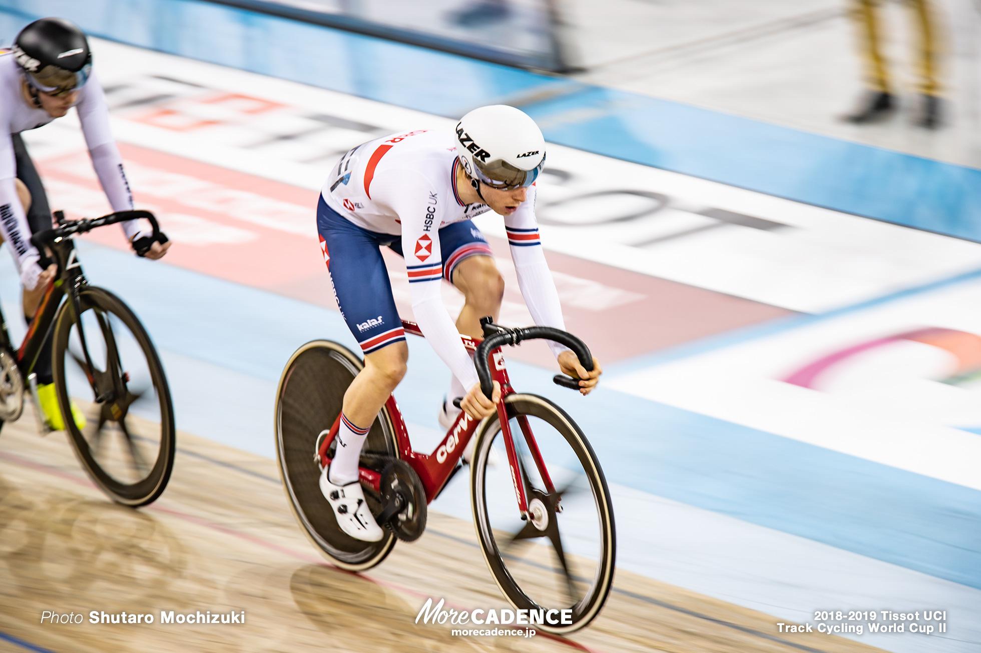 2018-2019 Tissot UCI Track Cycling World Cup II Men's Omnium