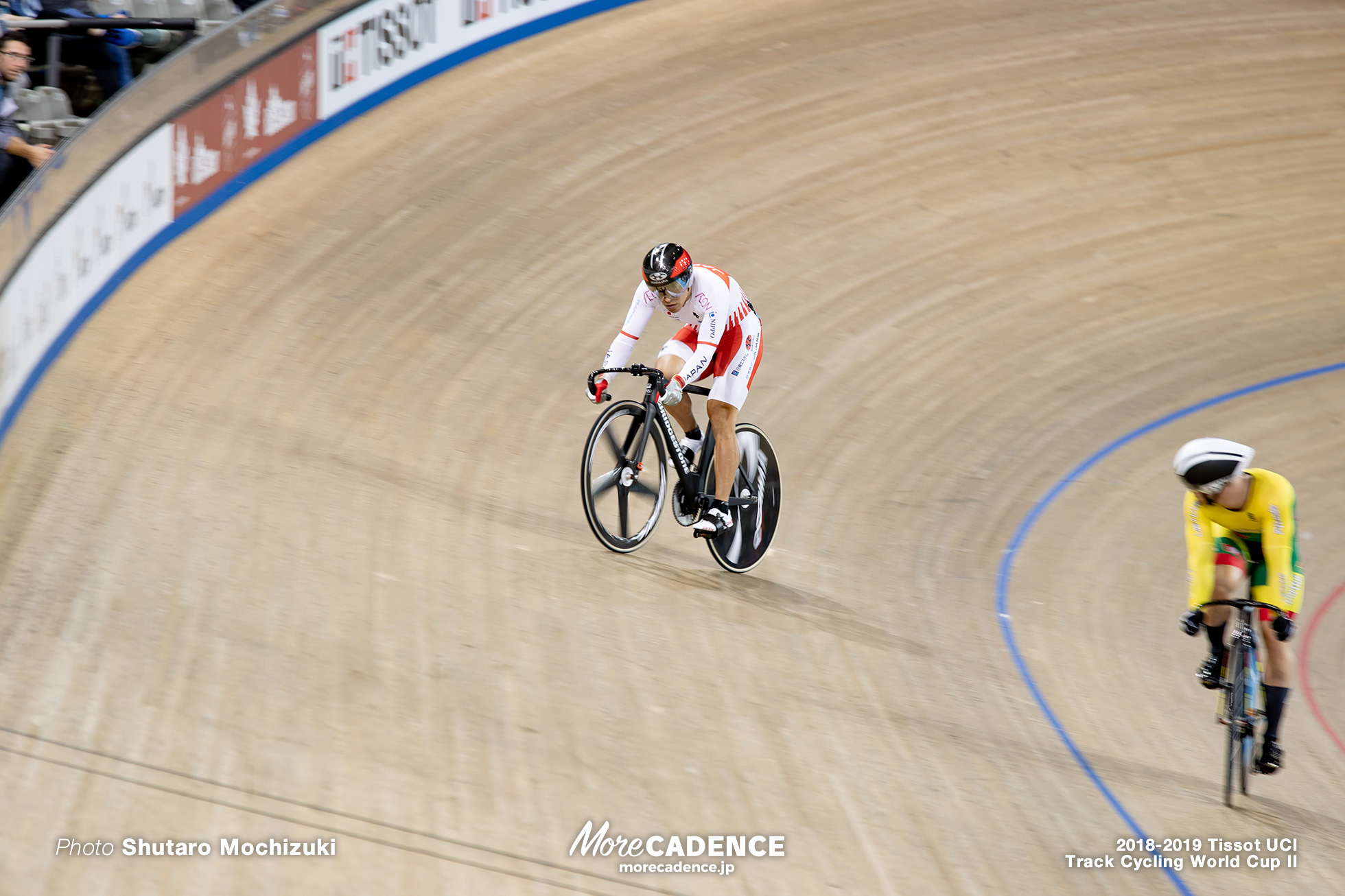 2018-2019 Tissot UCI Track Cycling World Cup II Men's Sprint 1st Round