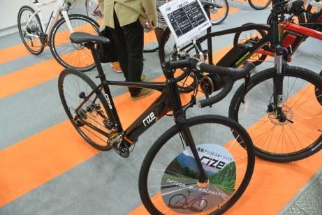 バーファン電動ロードバイク