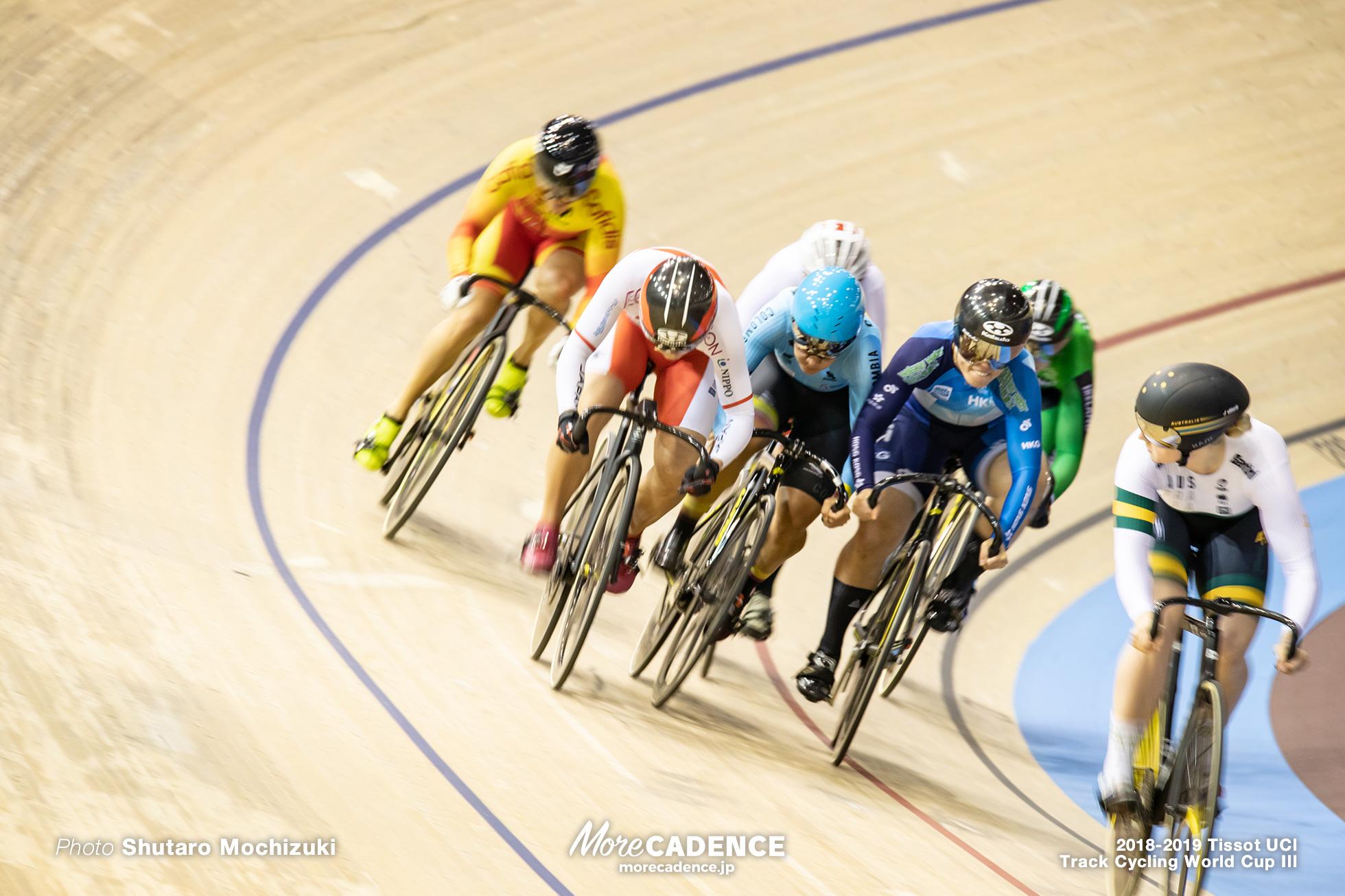 Women's Keirin/2018-2019 Track Cycling World Cup III Berlin