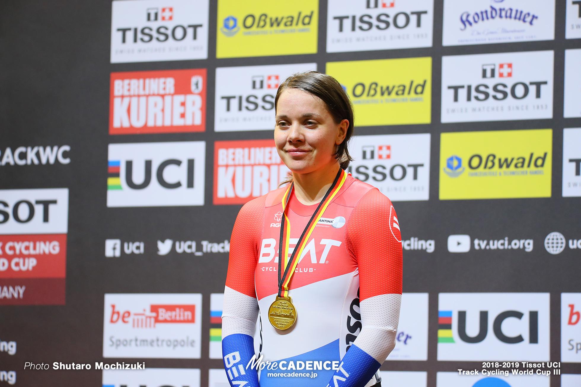 Laurine van Riessen (BEAT Cycling Club)