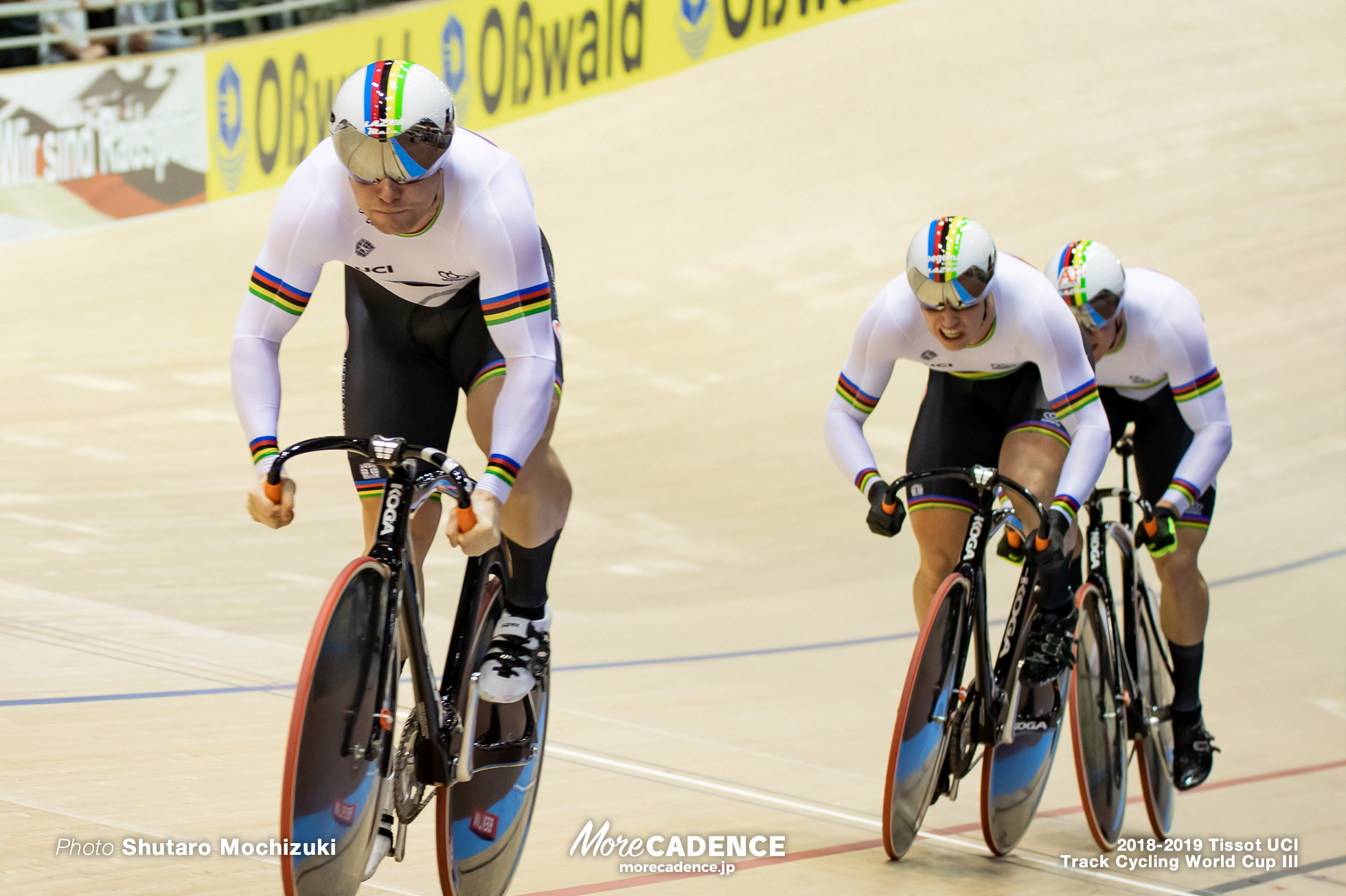 Netherland/Men's Team Sprint/2018-2019 Track Cycling World Cup III Berlin