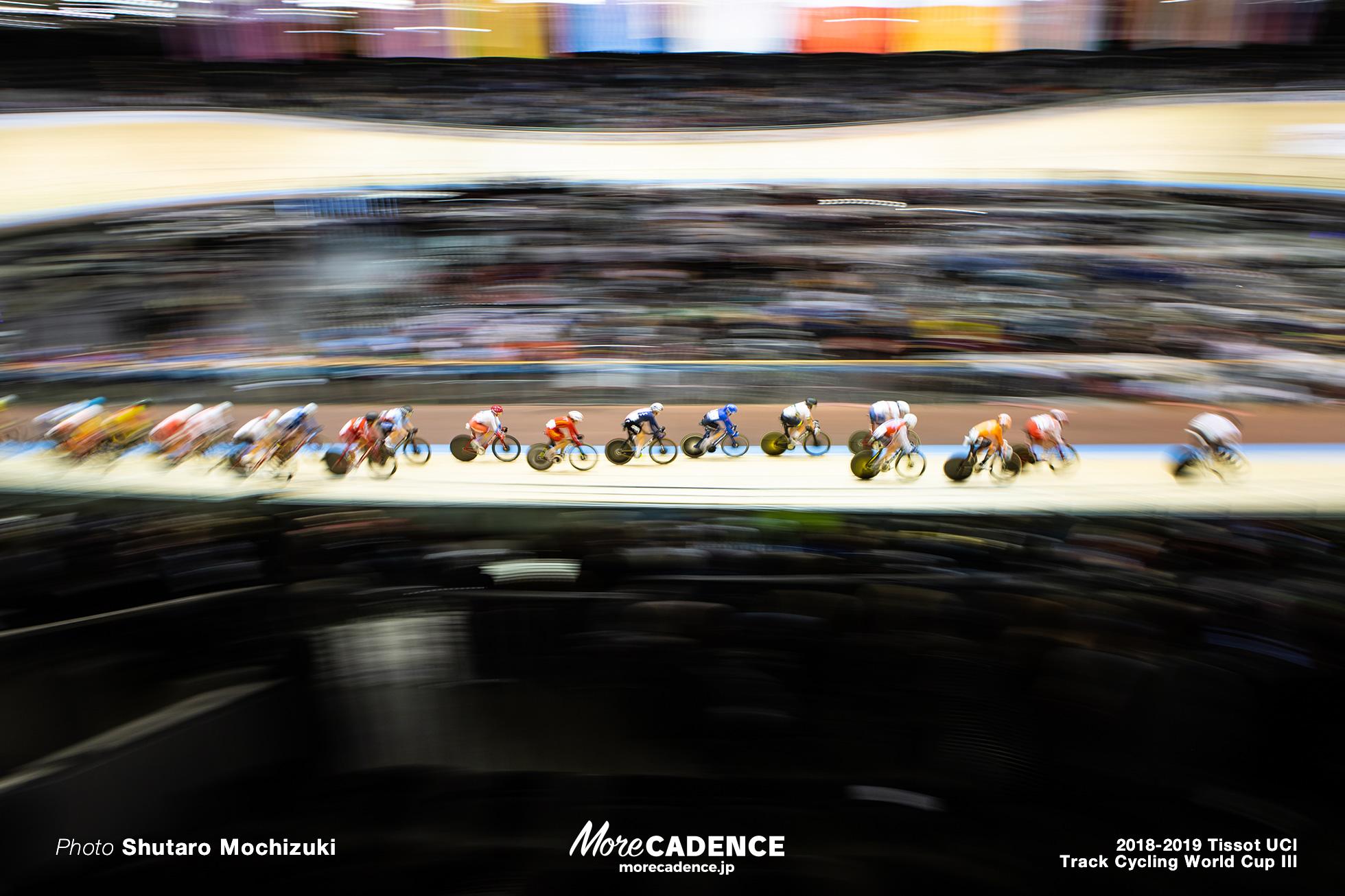Women's Omnium - Point Race/2018-2019 Track Cycling World Cup III Berlin