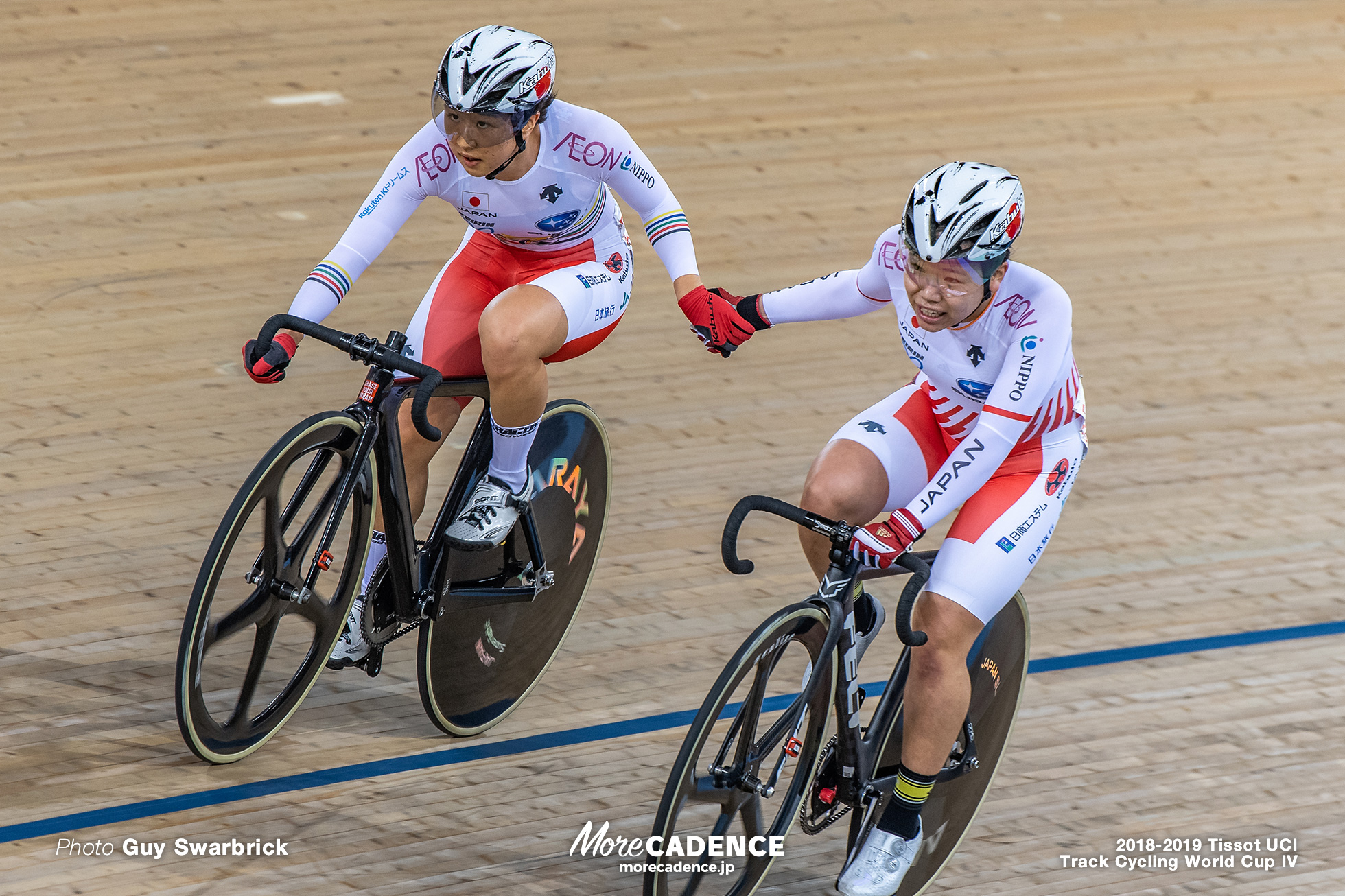 Women's Madison/Final/2018-2019 Track Cycling World Cup IV London