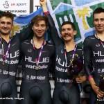 ついにHUUBが初の栄冠・男子チームパシュート/2018-2019トラックワールドカップ第4戦