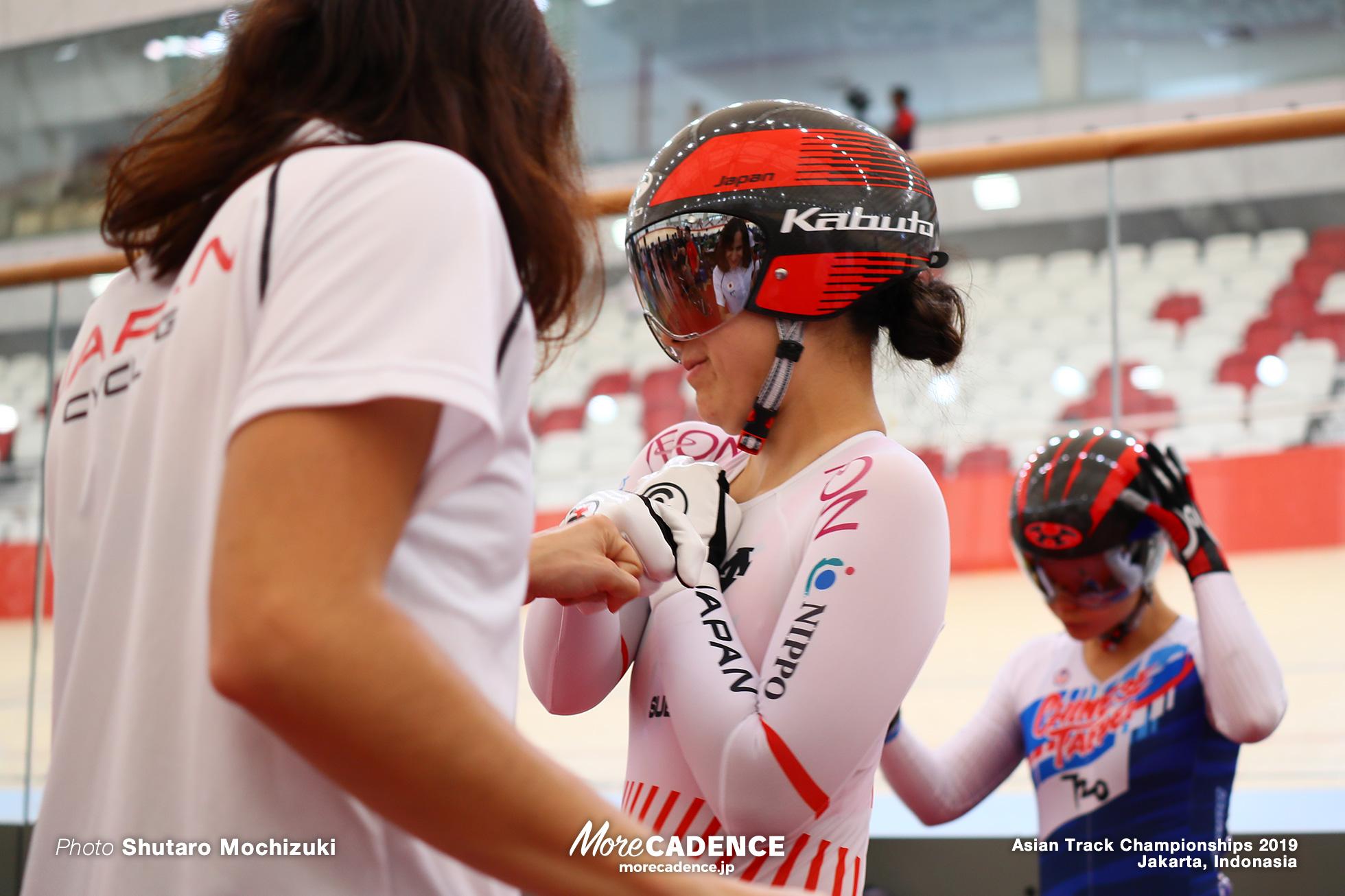 1/8 Final / Women's Elite Sprint / Asian Championships Track 2019 Jakarta