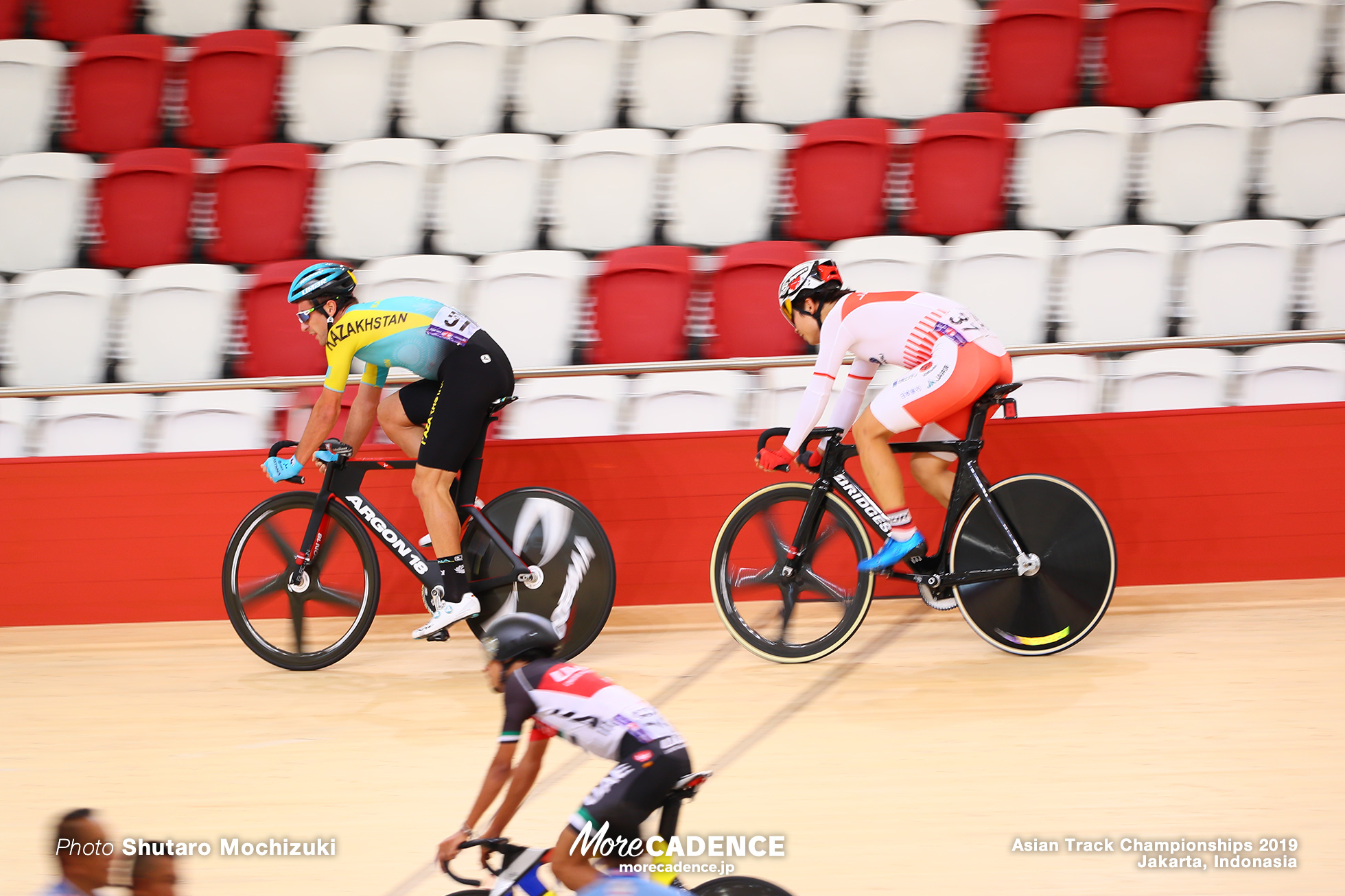 Men's Elite Omnium - Elimination / Asian Championships Track 2019 Jakarta