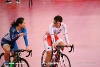 1/4 Final 2nd Round Final / Women's Elite Sprint / Asian Championships Track 2019 Jakarta