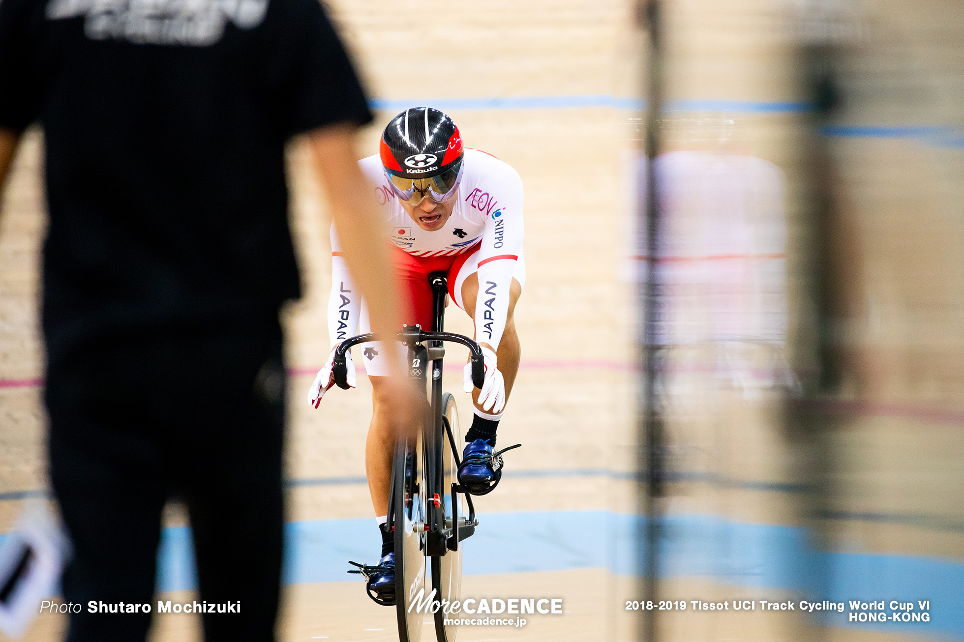 Qualifying / Men's Team Sprint / Track Cycling World Cup VI / Hong-Kong