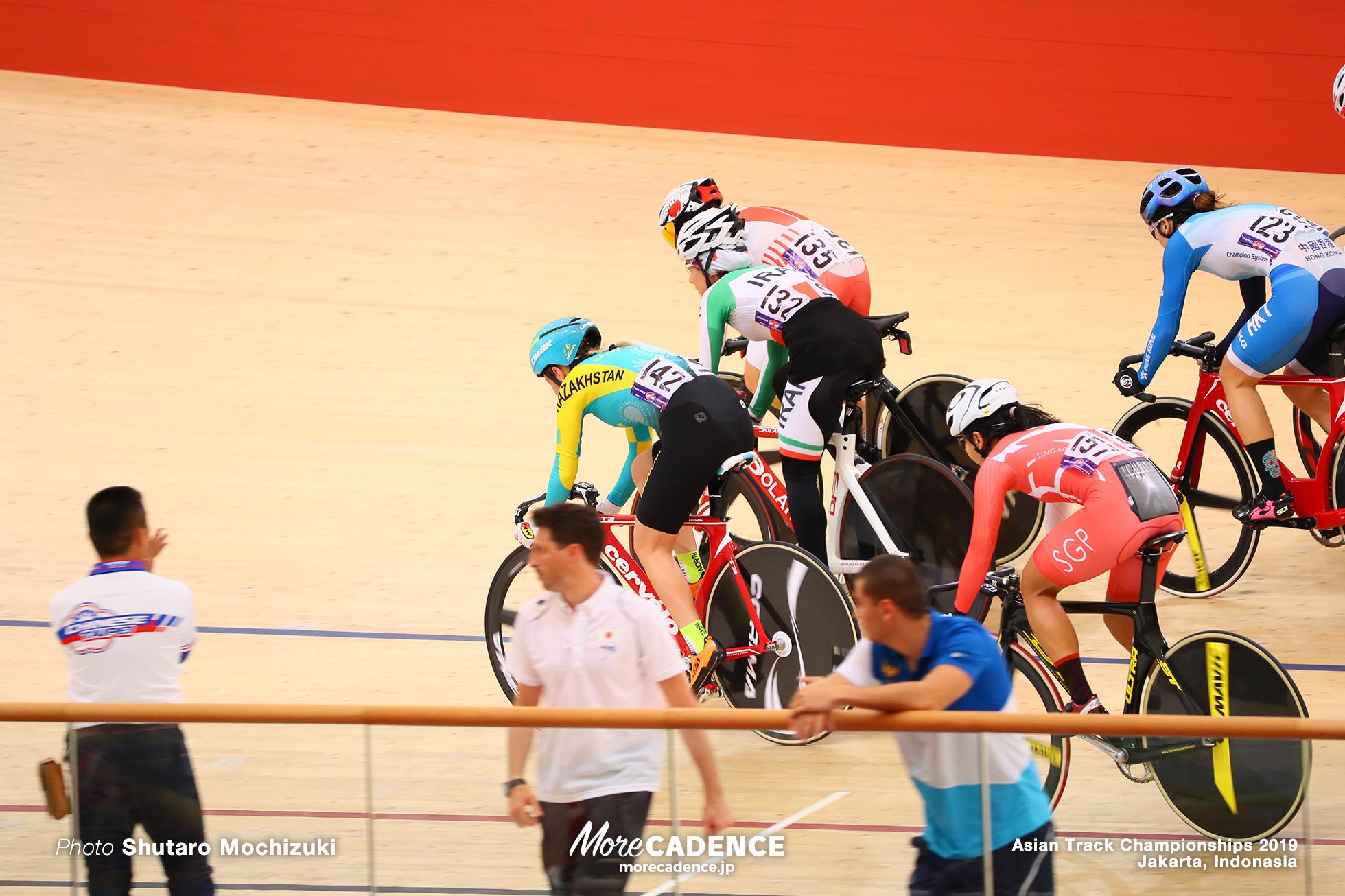 Tempo Race / Women's Elite Omnium / Asian Championships Track 2019 Jakarta