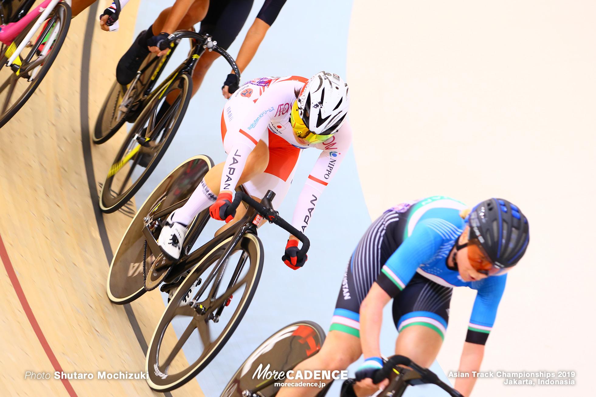 Ellimination / Women's Elite Omnium / Asian Championships Track 2019 Jakarta