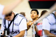 Qualifying / Men's Team Pursuit / Track Cycling World Cup V / Cambridge, New Zealand