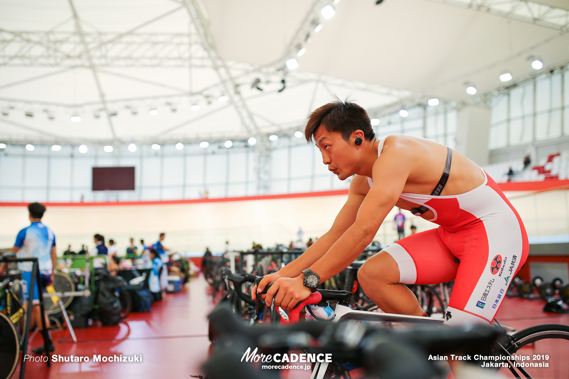 Men's Elite Team Pursuit / Asian Championships Track 2019 Jakarta