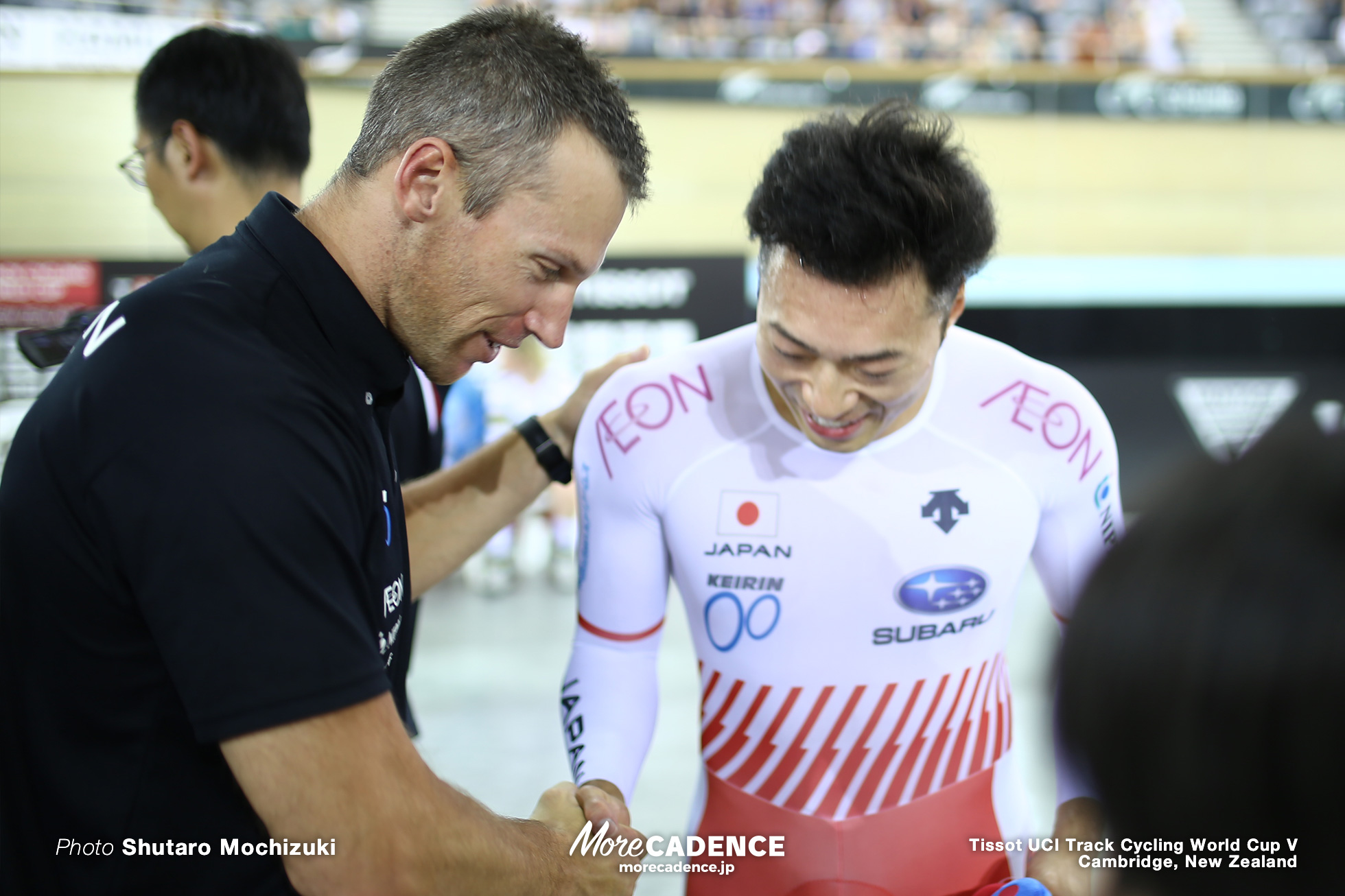 新田祐大 / Men's Keirin / Track Cycling World Cup V / Cambridge, New Zealand