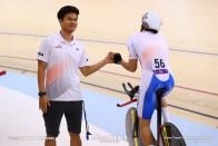 Men's Elite Team Pursuit Final / Asian Championships Track 2019 Jakarta