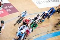 Scratch Race / Men's Omnium / Track Cycling World Cup VI / Hong-Kong