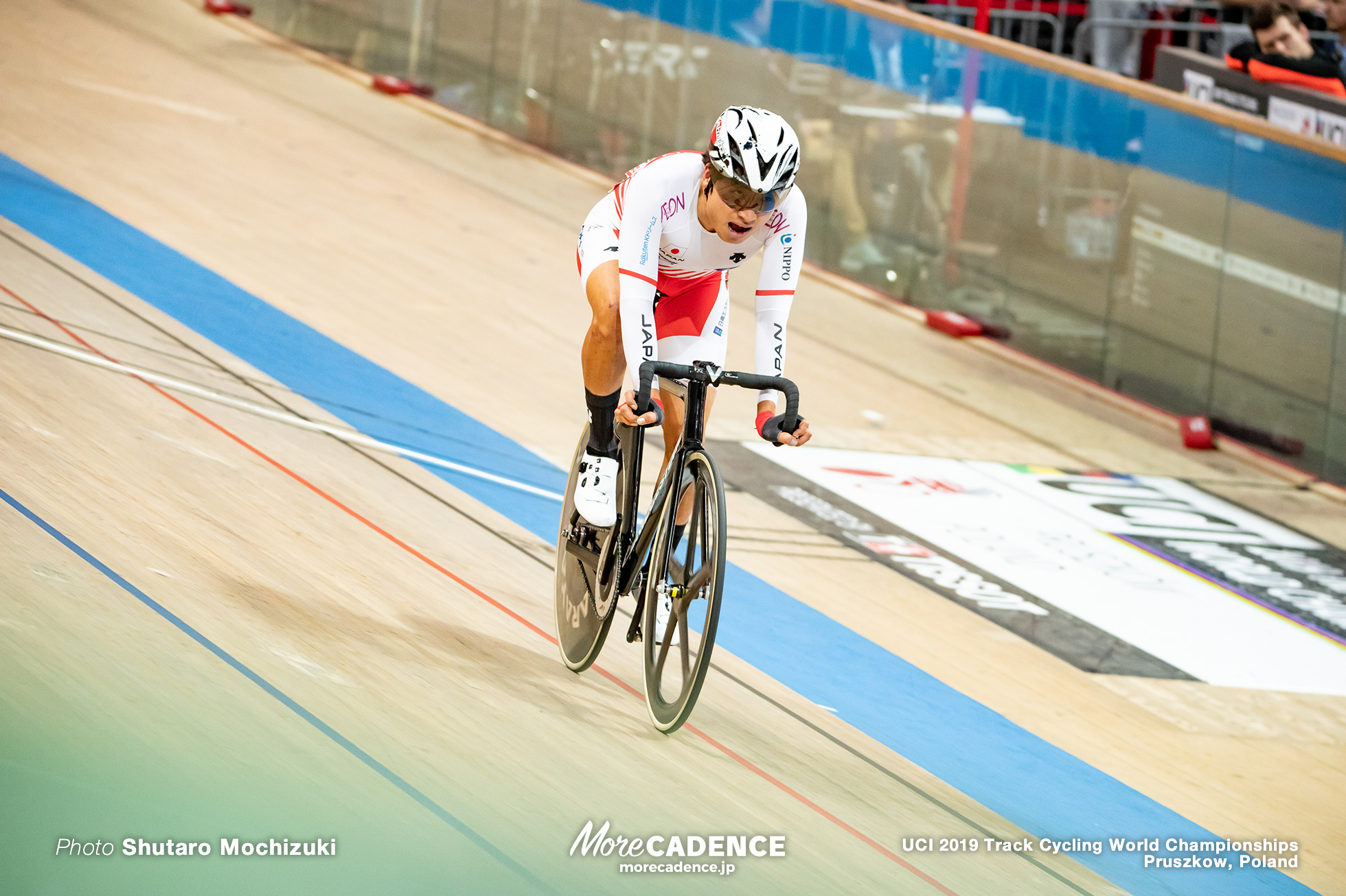 Men's Omnium Tempo Race / 2019 Track Cycling World Championships Pruszków, Poland