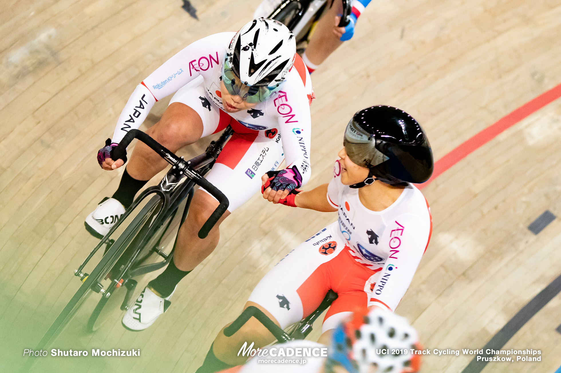 Women's Madison / 2019 Track Cycling World Championships Pruszków, Poland