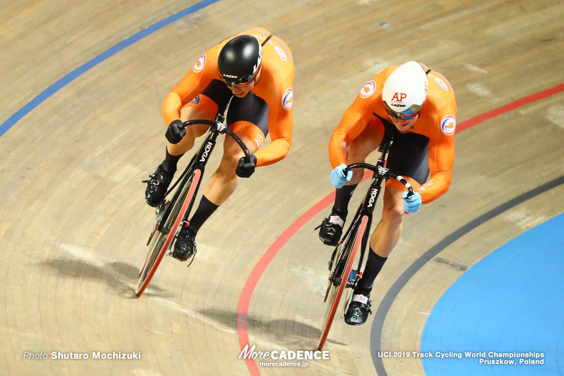 Men's Sprint Final / 2019 Track Cycling World Championships Pruszków, Poland