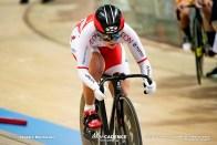 Women's Sprint Qualifying / 2019 Track Cycling World Championships Pruszków, Poland