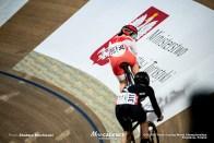Women's Sprint 1/16 Final / 2019 Track Cycling World Championships Pruszków, Poland