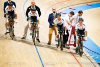 Men's Team Pursuit Final / 2019 Track Cycling World Championships Pruszków, Poland
