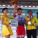 増田が総合8位、最優秀アジア選手賞獲得/TOUR DE TAIWAN 第5ステージ