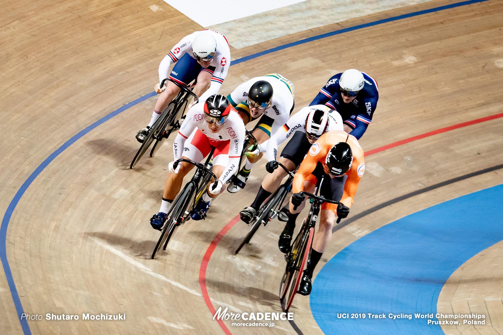 Men's Keirin Final / 2019 Track Cycling World Championships Pruszków, Poland