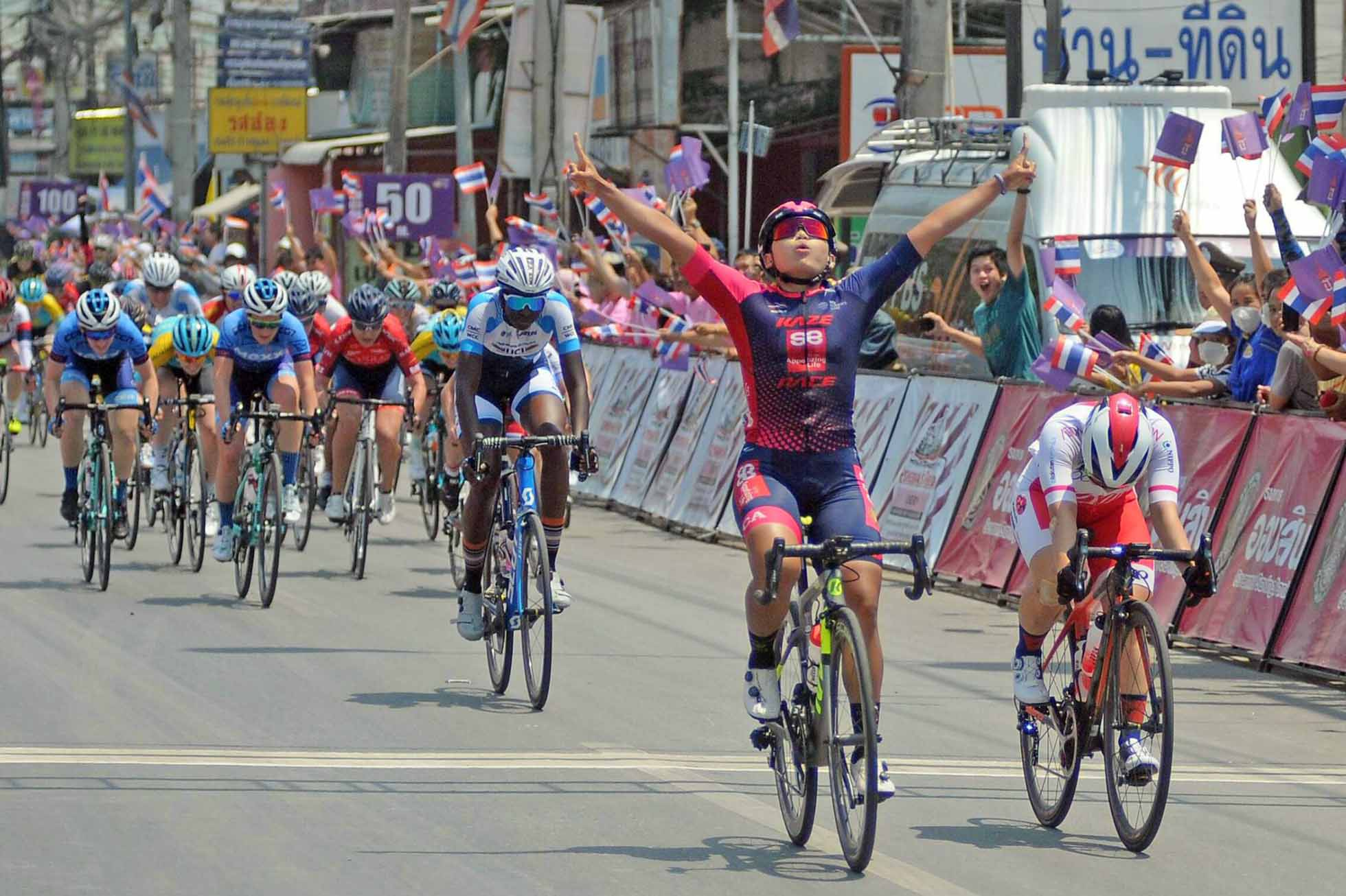 The Princess Maha Chakri Sirindhorn's Cup Women's Tour of Thailand 2019