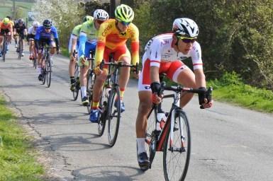 高速コースで行われたTTで松田が日本人最高位/VOLTA CICLISTA VALENCIA 第2ステージ
