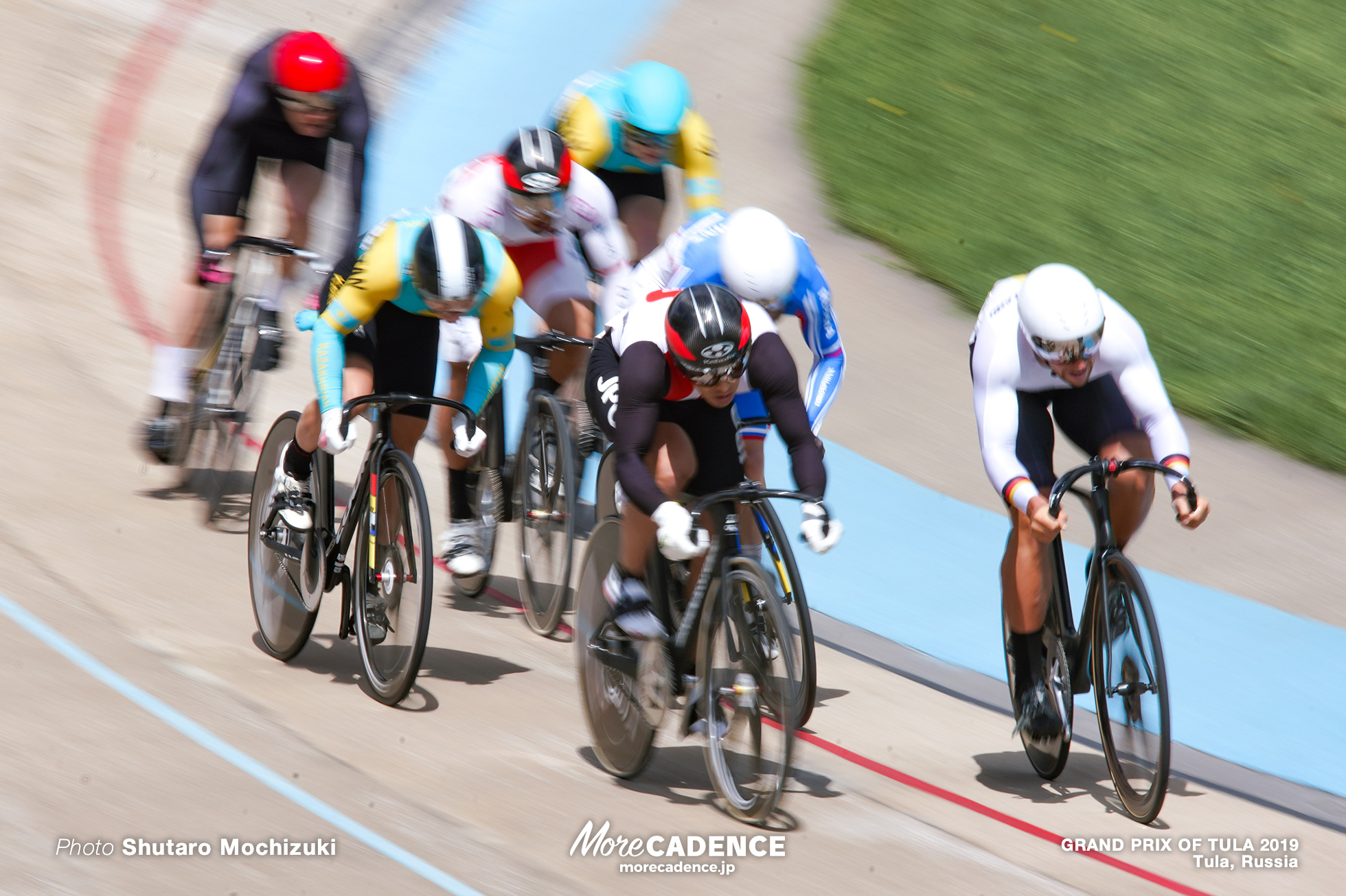 Men Keirin 1/4 finals / GRAND PRIX OF TULA 2019