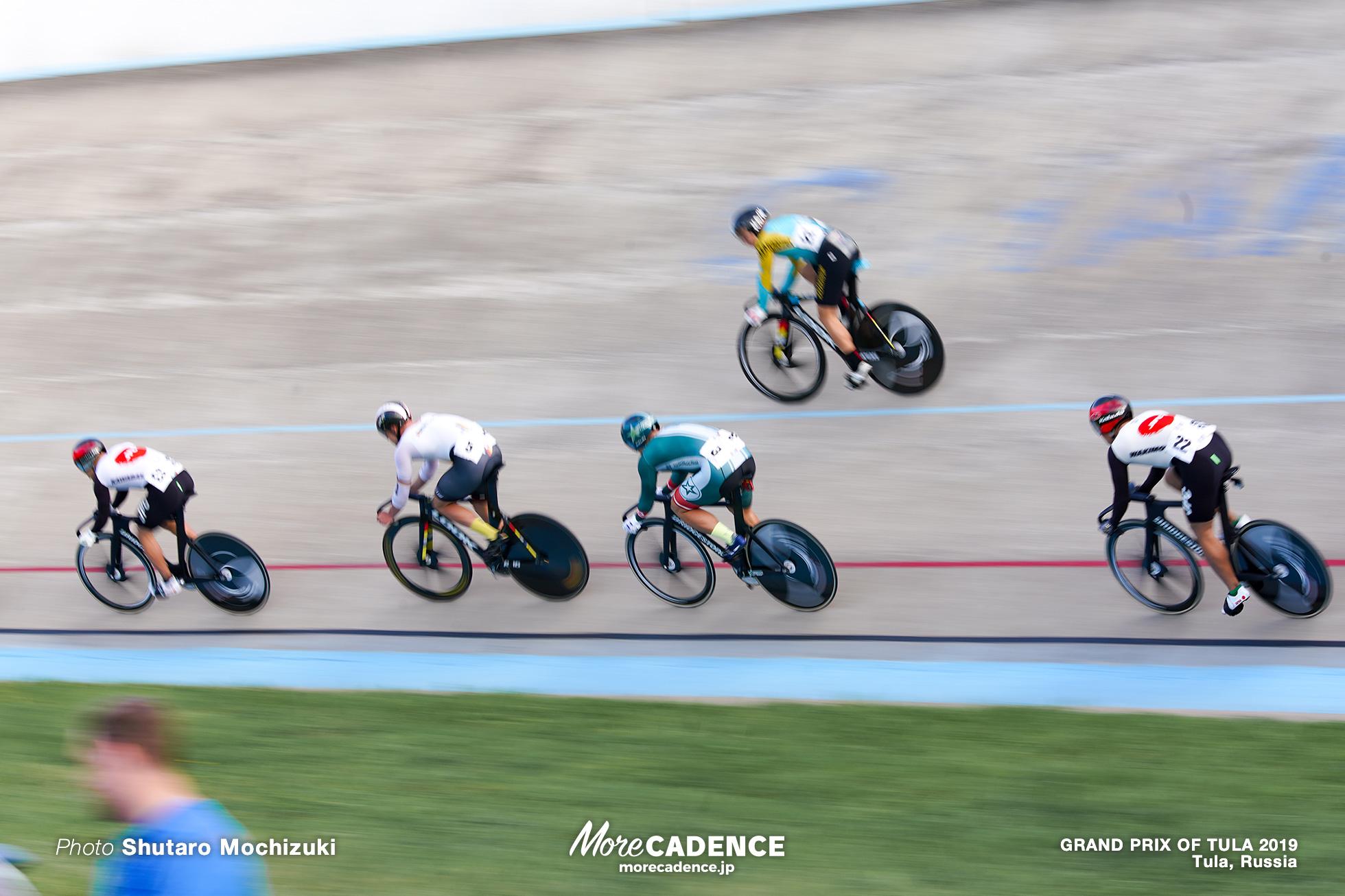 Men Keirin Final / GRAND PRIX OF TULA 2019
