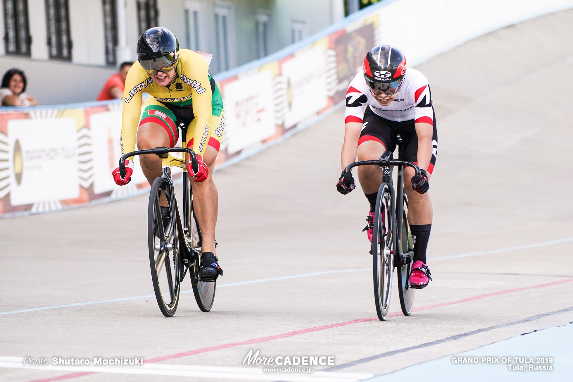 1/2 Finals / Women's Sprint / GRAND PRIX OF TULA 2019