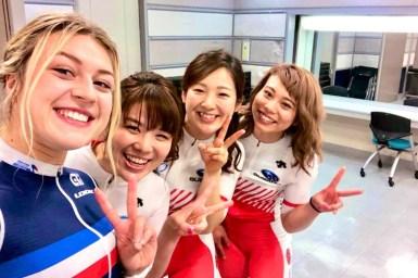 【TV】5月11日(土)『炎の体育会TV』太田りゆ、小林優香、マチルド・グロ、鈴木奈央が出演