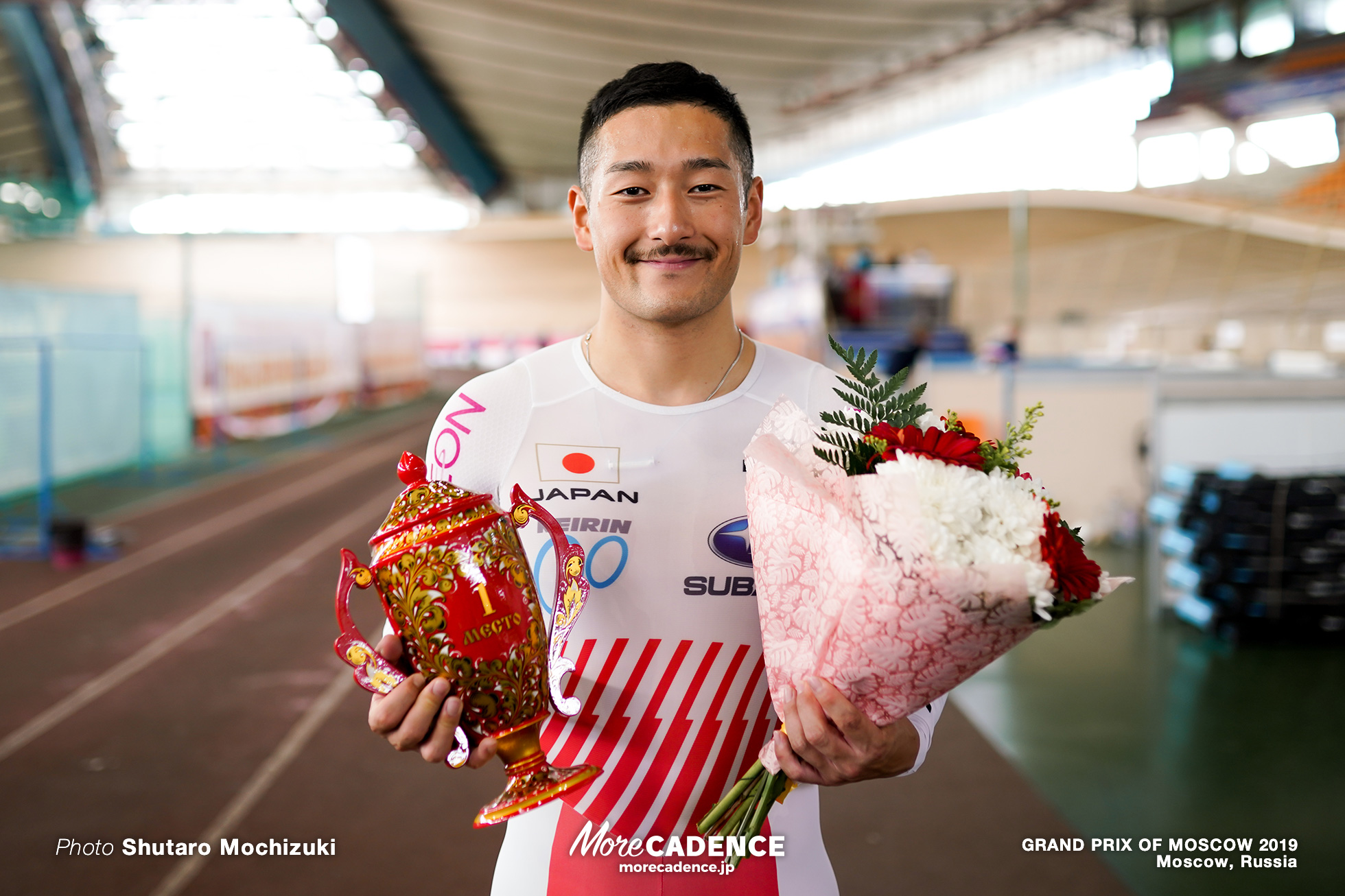 Final / Men's Keirin / GRAND PRIX OF MOSCOW 2019